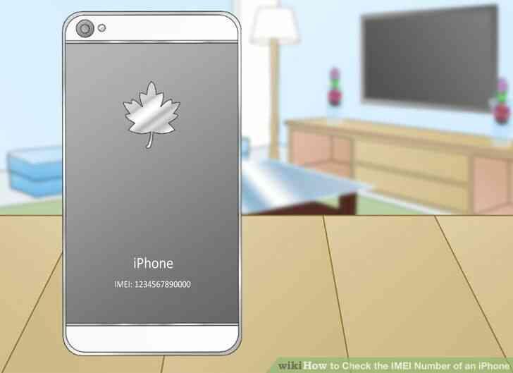 Imagen titulada Comprobar el Número de IMEI de un iPhone con el Paso 13