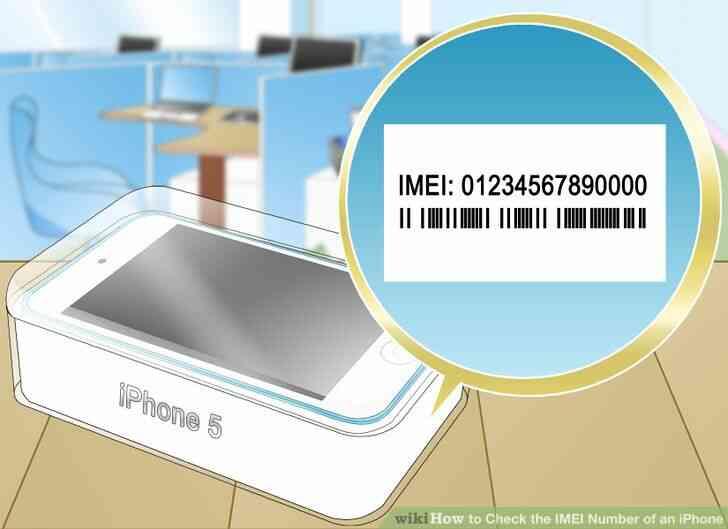 Imagen titulada Comprobar el Número de IMEI de un iPhone con el Paso 14