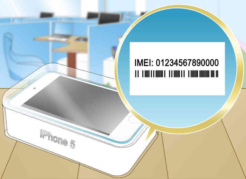 Cómo Comprobar el Número de IMEI de un iPhone