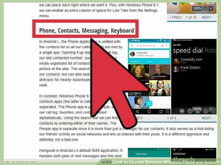Imagen titulada Elegir Entre Windows Phone y Android Paso 6