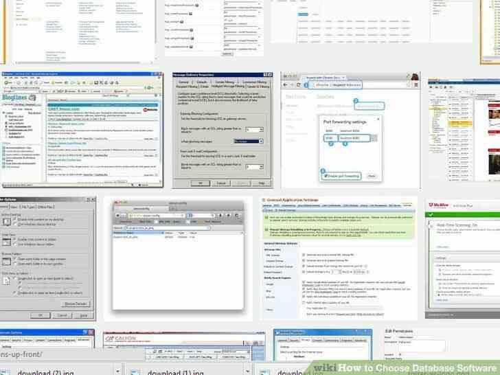 Imagen titulada Elegir Software de Base de datos Paso 5