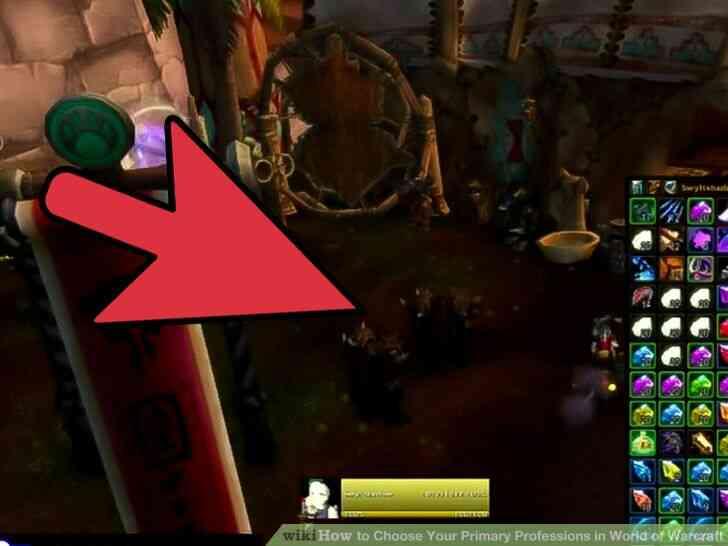Imagen titulada Elegir Su Principal Profesiones en el Mundo de Warcraft Paso 6
