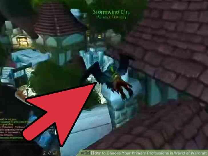 Imagen titulada Elegir Su Principal Profesiones en el Mundo de Warcraft Paso 15