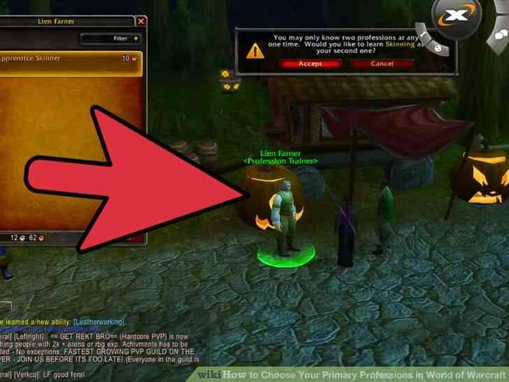 Imagen titulada Elegir Su Principal Profesiones en el Mundo de Warcraft Paso 17