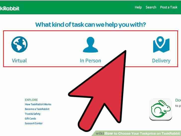 Imagen titulada Elegir Su Taskprice en Taskrabbit Paso 3