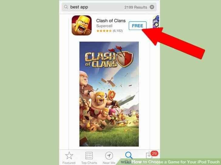Imagen titulada Elegir un Juego para el iPod Touch Paso 5