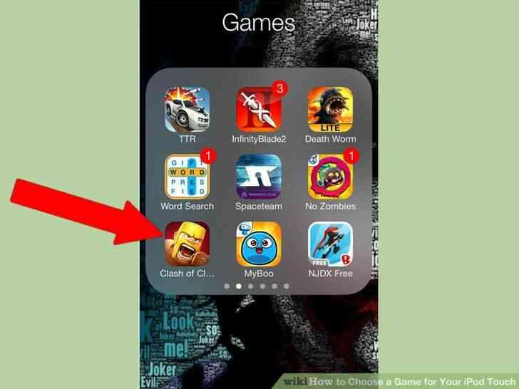 Imagen titulada Elegir un Juego para el iPod Touch Paso 6