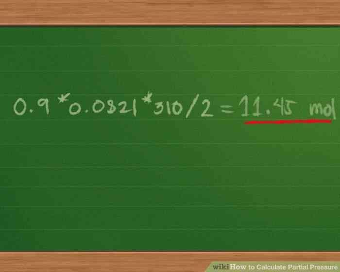 Imagen titulada Calcular la Presión Parcial del Paso 12