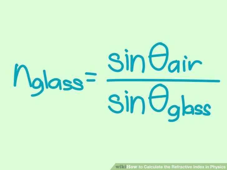 Imagen titulada Calcular el Índice de Refracción en la Física de Step 7