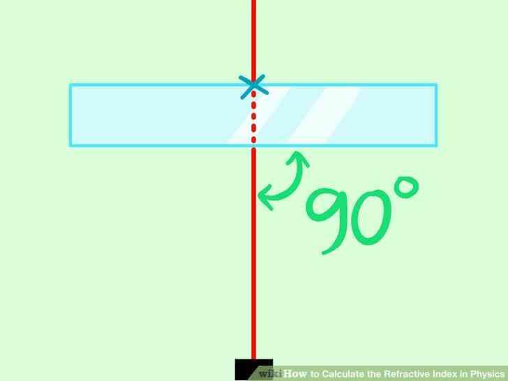 Imagen titulada Calcular el Índice de Refracción de Física en el Paso 2