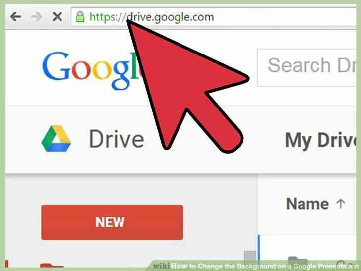Imagen titulada Cambiar el Fondo de una Presentación de Google Paso 10
