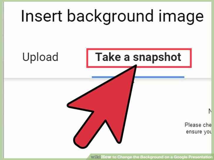 Imagen titulada Cambiar el Fondo de una Presentación de Google Paso 17