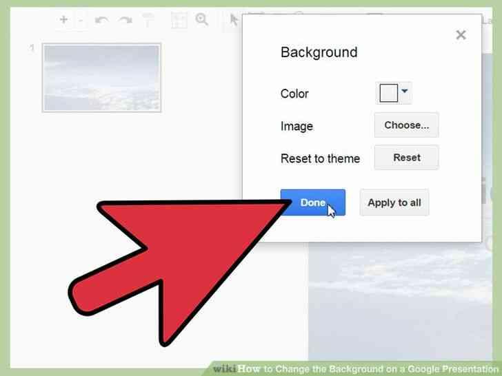 Imagen titulada Cambiar el Fondo de una Presentación de Google Paso 20