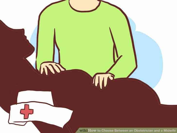 Imagen titulada Elegir Entre un Obstetra y una Partera Paso 2