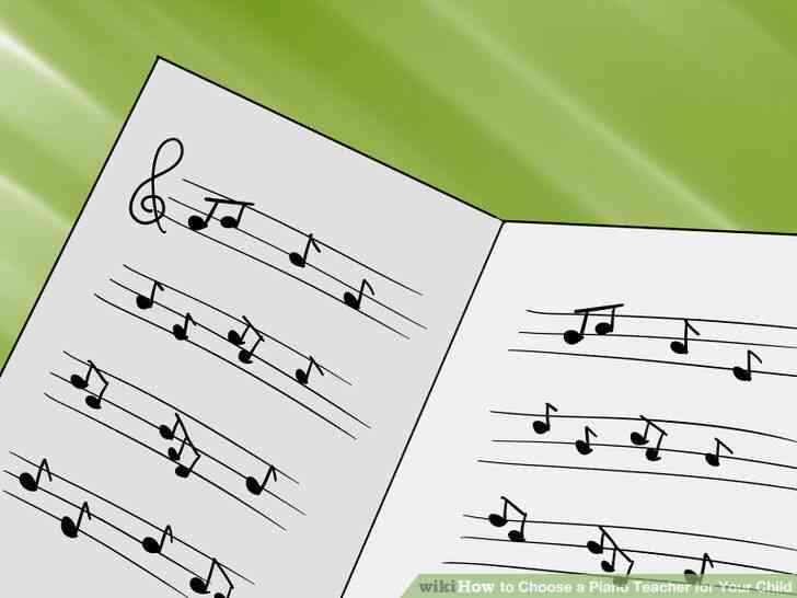 Imagen titulada Elegir un Profesor de Piano para Su Hijo el Paso 2