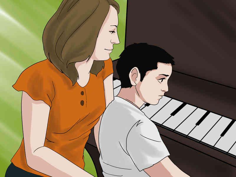 Cómo Elegir a un Profesor de Piano para Su Hijo