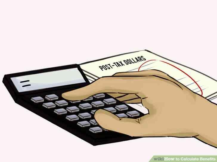 Imagen titulada Calcular los Beneficios Paso 9