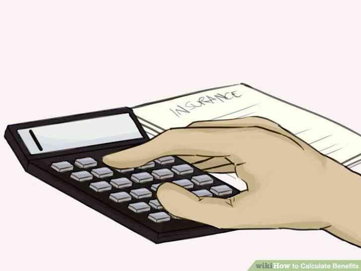 Imagen titulada Calcular los Beneficios de Paso 2