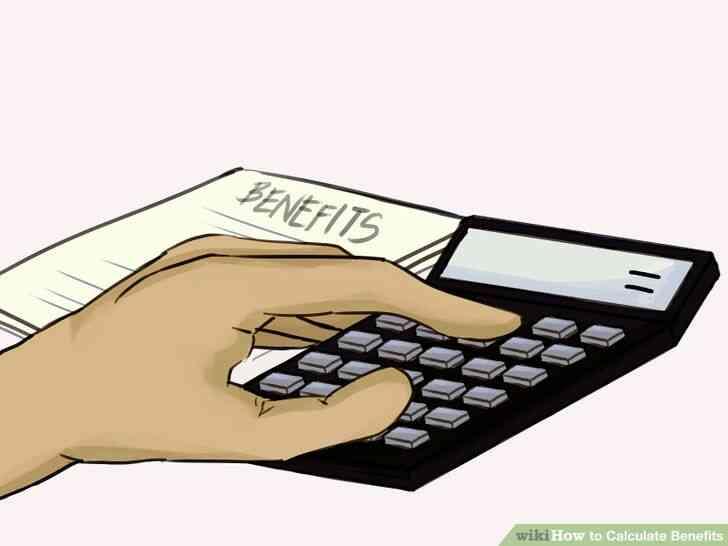 Imagen titulada Calcular los Beneficios Paso 11