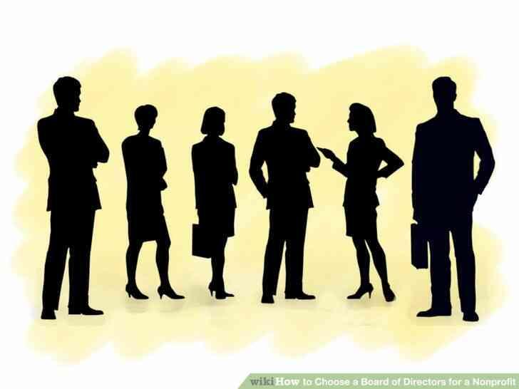 Imagen titulada Elegir un Consejo de Administración sin fines de Lucro Paso 1