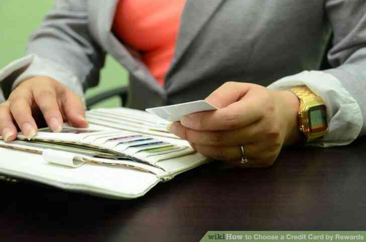 Imagen titulada Elegir una Tarjeta de Crédito con Recompensas Paso 8