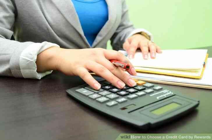 Imagen titulada Elegir una Tarjeta de Crédito con Recompensas Paso 9