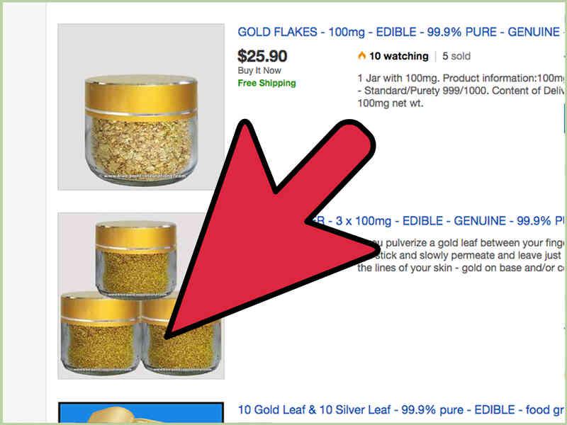 Cómo Elegir la Hoja de Oro para la cocción o elaboración de Dulces