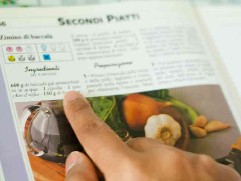 Cómo Elegir Volumétrica Libros de cocina