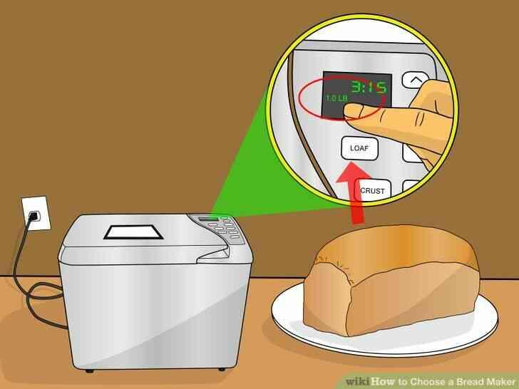 Imagen titulada Elegir un Fabricante de Pan Paso 1