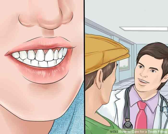Imagen titulada de Atención para un Empaste Dental Paso 7