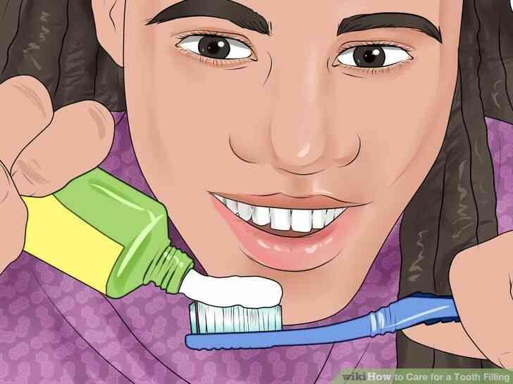 Imagen titulada de Atención para un Empaste Dental Paso 11