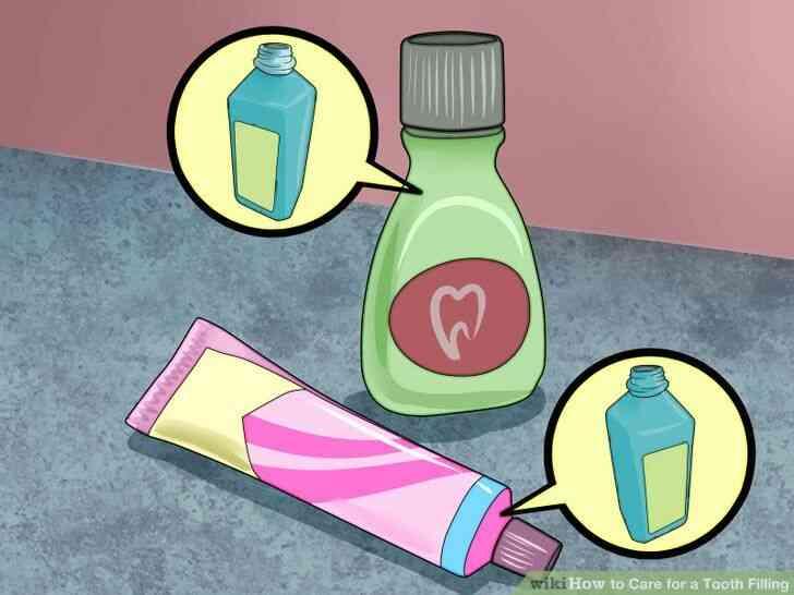 Imagen titulada de Atención para un Empaste Dental Paso 12