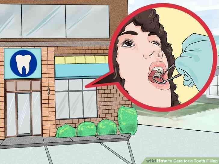 Imagen titulada de Atención para un Empaste Dental Paso 14