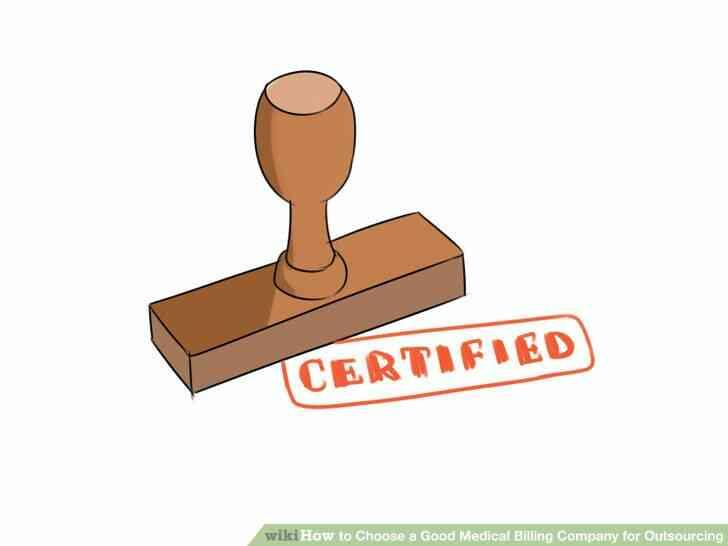 Imagen titulada Elegir un Buen Médico de la Facturación de la Empresa para la Externalización de Paso de 1
