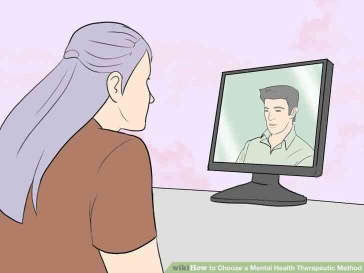 Imagen titulada Elegir una Salud Mental Método Terapéutico Paso 7