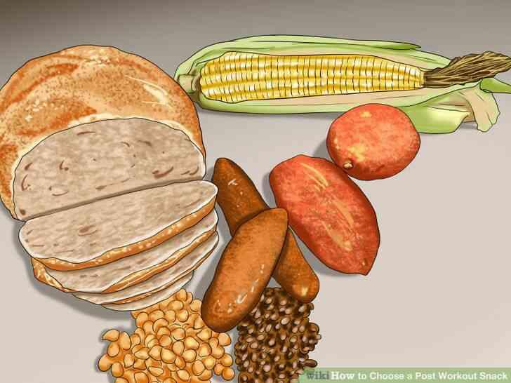 Imagen titulada Elegir un Entrenamiento de Post Snack-Paso 5