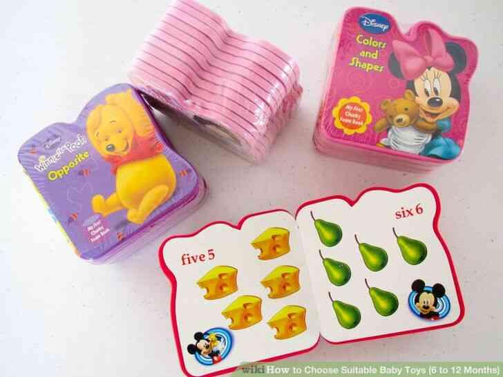 Imagen titulada seleccionar los más Adecuados Juguetes de Bebé (de 6 a 12 Meses) Paso 2