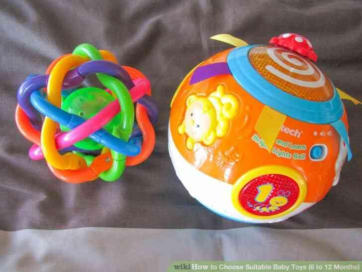 Imagen titulada seleccionar los más Adecuados Juguetes de Bebé (de 6 a 12 Meses) Paso 4