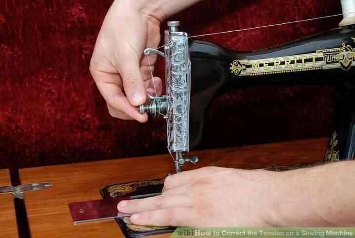 Cómo Corregir la Tensión de una Máquina de Coser