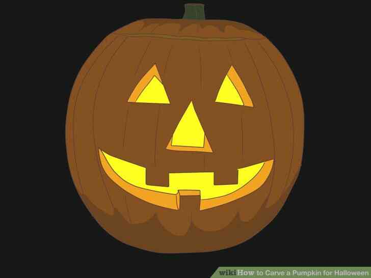 Imagen titulada Tallar una Calabaza para Halloween Paso 7