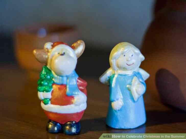 Imagen titulada Celebrar la Navidad en el Verano Paso 1