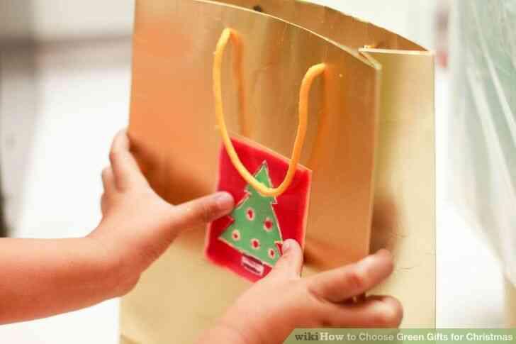 Imagen titulada Elegir Verde Regalos para Navidad Paso 4