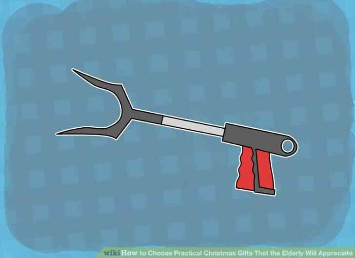 Imagen titulada Elegir Prácticos Regalos de Navidad Que los Ancianos Se Aprecia el Paso 1