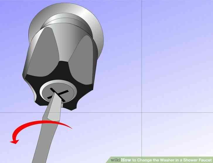 Imagen titulada Cambiar la Lavadora en un Grifo de la Ducha Paso 6