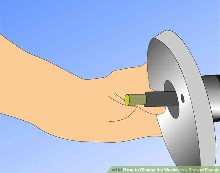 Imagen titulada Cambiar la Lavadora en un Grifo de la Ducha de Step 7