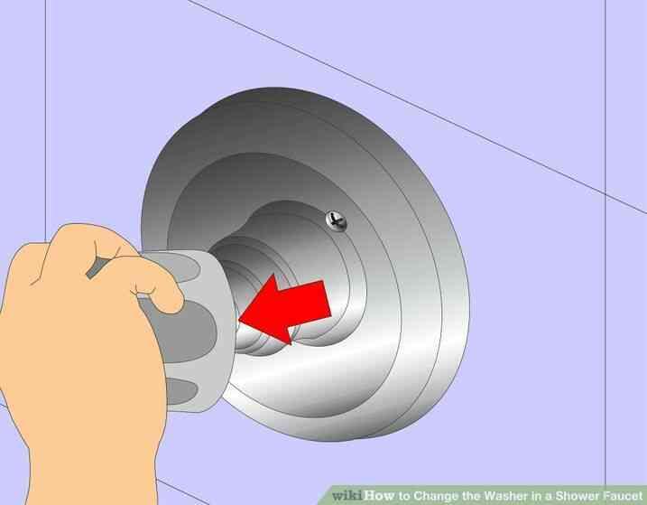 Imagen titulada Cambiar la Lavadora en un Grifo de la Ducha de Paso 4