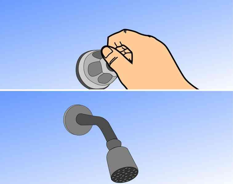 Cómo Cambiar la Lavadora en un Grifo de la Ducha