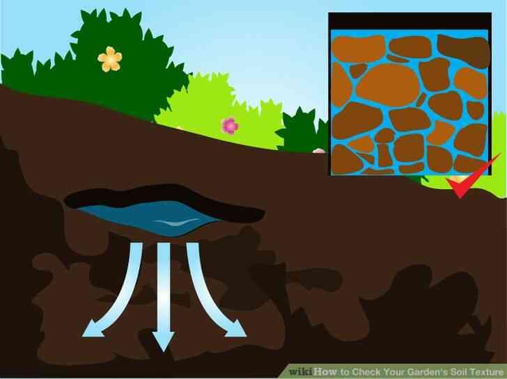 Imagen titulada Comprobar Su Jardín de la Textura del Suelo Paso 3Bullet6