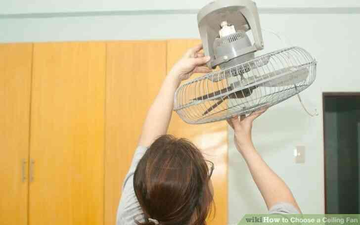 Imagen titulada Elegir un Ventilador de Techo Paso 5