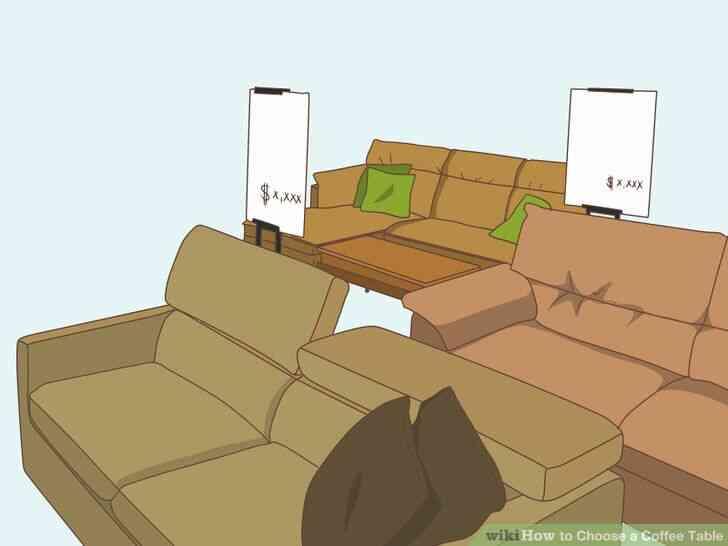 Imagen titulada Elegir una Mesa de Café Paso 3